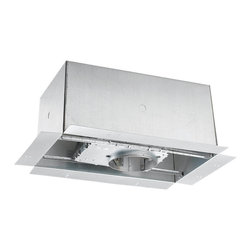 "Sea Gull - Sea Gull 6"" New Construction IC Fire Barrier Recessed Housing - Length: 25 1/2'' Width: 17 1/2''"