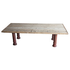 dining tables by Uniquities Architectural Antiques & Salvage