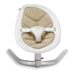 Leaf Baby Seat, Bisque - Dream On