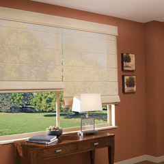roman blinds by D&M Designs