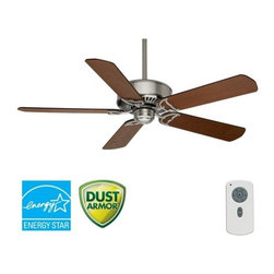 "Casablanca - Casablanca 59511 Panama 54"" 5 Blade Energy Star DC Ceiling Fan - Blades and Remo - Included Components:"