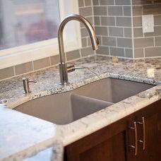Kitchen Sinks by HighCraft Builders
