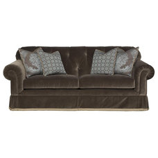 Traditional Sofas by BARBARA SCHAVER DESIGNS