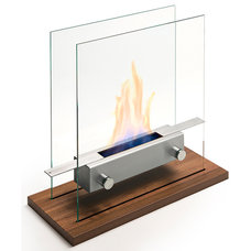 contemporary fireplaces by HORNE