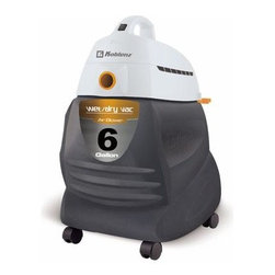 Thorne Electric - Koblenz WD 650 All Purpose Six Gallon Wet Dry Power Vacuum - This Koblenz 6 gallon capacity vac picks up wet or dry debris and is powerful and easy to use.  Comes with tools.  This item cannot be shipped to APO/FPO addresses. Please accept our apologies.