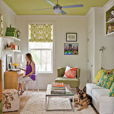 Living Room Decorating Ideas: Flip Your Color Scheme < Style Guide: 90 Living Ro