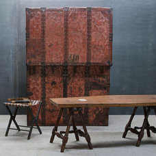 Eclectic Decorative Trunks by Modern50 | Artist Collective & Atelier