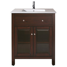 Contemporary Bathroom Vanities And Sink Consoles by Avanity Corp