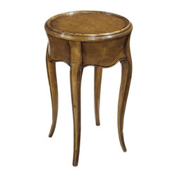 EuroLux Home - New Woodbridge Drinks Table Round French - Product Details