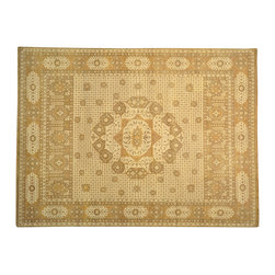 Zero Pile Oriental Rug, 9X12 Hand Knotted Egyptian Mamluk 100% Wool Rug SH13513 - A Mamluk hand knotted rug is like the transition between a Turkish and a Persian rug. A central medallion with lots of florals in a stylized semi-geometric fashion... Rich and vivid colors and yet in harmonious and decorative combinations... A Mamluk rug is a majestic piece of art which reflects the beauty of its humble roots.