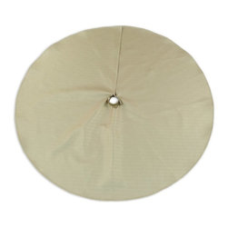 Chooty & Co. - Chooty and Co. Shimmer Gold Round Hemmed Tree Skirt - TS512164 - Shop for Holiday Ornaments and Decor from Hayneedle.com! There's a whole song about silver and gold decorations belonging on every Christmas tree but we say it's time to go one step further and add a little extra sparkle down below as well! The Chooty and Co. Shimmer Gold Round Hemmed Tree Skirt is crafted from 100% polyurethane with a metallic sheen and dazzling gold color that will make a cheerful accent to towering gifts and dangling ornaments. Hand- or spot-clean only.About Chooty & Co.A lifelong dream of running a textile manufacturing business came to life in 2009 for Connie Garrett of Chooty & Co. This achievement was kicked off in September of '09 with the purchase of Blanket Barons well known for their imported soft as mink baby blankets and equally alluring adult coverlets. Chooty's busy manufacturing facility located in Council Bluffs Iowa utilizes a talented team to offer the blankets in many new fashion-forward patterns and solids. They've also added hundreds of Made in the USA textile products including accent pillows table linens shower curtains duvet sets window curtains and pet beds. Chooty & Co. operates on one simple principle: What is best for our customer is also best for our company.
