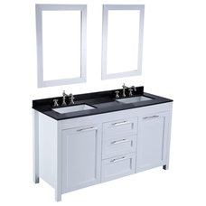 Transitional Bathroom Vanities And Sink Consoles by Bosconi Wholesale Bathroom Vanities