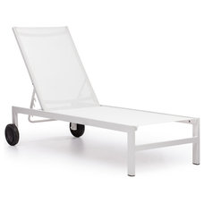 Contemporary Outdoor Chaise Lounges by Inmod