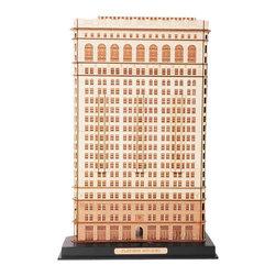 EuroLux Home - New Building Model Flatiron Building OM - Product Details