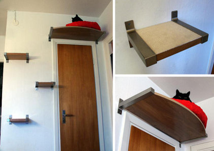Ikea Hack Cat Shelf