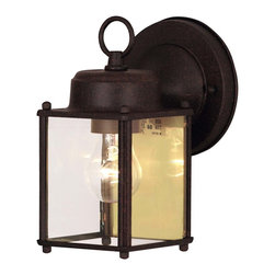 Savoy House - Exterior Collections Wall Mount Lantern - Decorate your favorite outdoor spaces to bring a sense of style Al Fresco!.