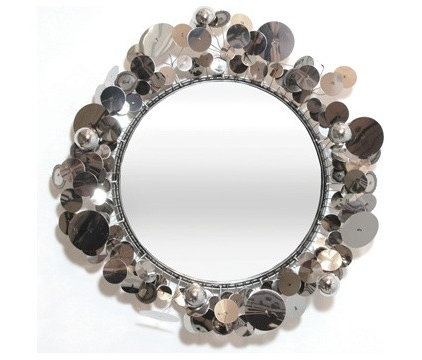 Eclectic Wall Mirrors by Jonathan Adler