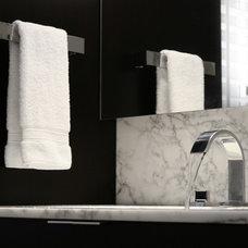 Contemporary Bathroom by Croma Design Inc