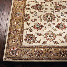Traditional Rugs Larkspur EZ Care Rug