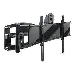 Peerless - Articulating Wall Arm - 37-60IN plasma LCD screens Black