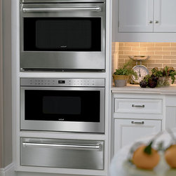 "Wolf 30"" E Series Professional Built-In Single Oven Stainless Steel 
