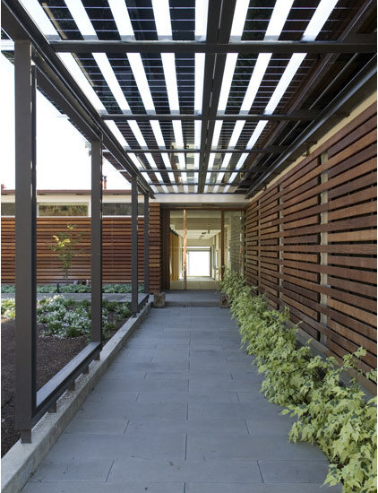 Modern Exterior Jensen Architects