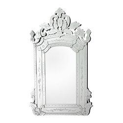 Joshua Marshal - Large Venetian Mirror - LARGE VENETIAN MIRROR
