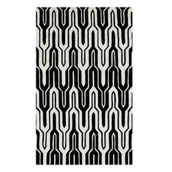 Surya - Contemporary Cosmopolitan 9'x13' Rectangle Caviar, White Area Rug - The Cosmopolitan area rug Collection offers an affordable assortment of Contemporary stylings. Cosmopolitan features a blend of natural Caviar, White color. Hand Tufted of 100% Polyester the Cosmopolitan Collection is an intriguing compliment to any decor.