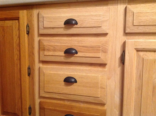 How To Refinish Yellowing Maple Kitchen Cabinets
