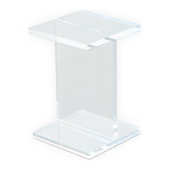Modern Acrylic Side Table