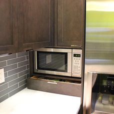 Contemporary Kitchen by Kitchen Craft Cabinetry Vancouver and Victoria