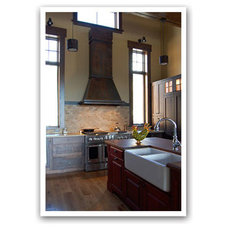 Range Hoods And Vents by Raw Urth Designs