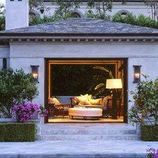 Traditional Patio by Harte Brownlee & Associates Interior Design