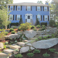 Traditional Landscaping Stones And Pavers by Olde New England Granite/The Reed Corp