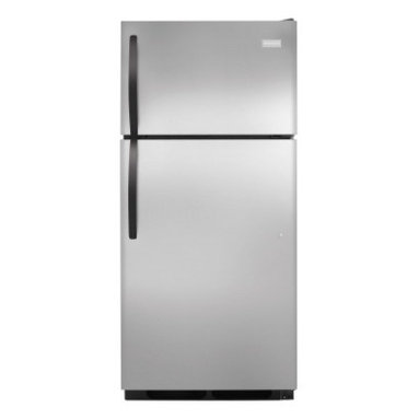 Frigidaire - FFHT1725PS ADA Compliant  17 Cu. Ft. Top Freezer Energy Star Refrigerator with F - This ADA CompliantFrigidaire FFHT1725PS 17 Cu Ft Top Freezer Energy Star Rated Refrigerator in Stainless Steel is designed built and engineered in the USA and features a cool zone drawer for easy access to sandwich foods and a full width freezer shelf