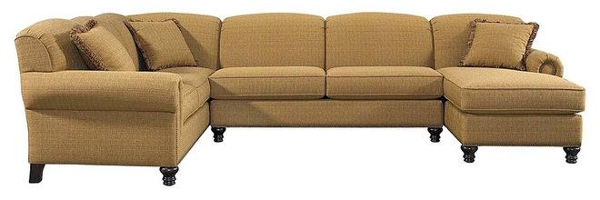 Traditional Sectional Sofas Custom Classics