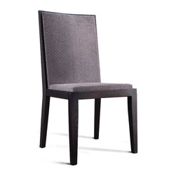 Zen Dining Chair By Furniture Resource - This unique and modern chair will bring style to any room. It create a modern atmosphere and is made from quality material. Whether you are looking for modern Chair for your living room or thinking of adding functional dining chair to your dining space the Zen Dining Chair is a perfect choice. The superb design and the material used for the chair makes it sure that you have only the best chair available for you.
