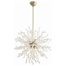 contemporary chandeliers by Arteriors Home