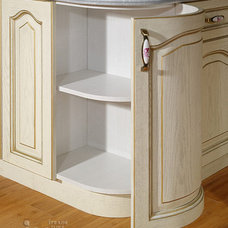 Traditional Kitchen Drawer Organizers by ITB Kitchen & Wardrobe Manufacturer