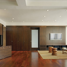 Modern Living Room by Min | Day Architects
