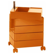 modern filing cabinets and carts by Made in Design