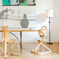 Eclectic High Chairs And Booster Seats by Svan