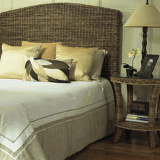 Traditional Headboards by Wicker Paradise
