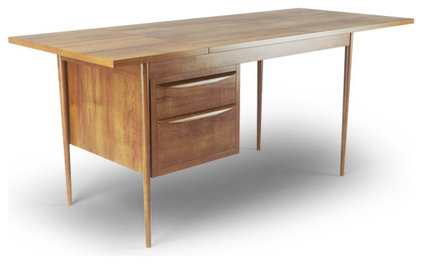 Midcentury Desks by Thrive Home Furnishings