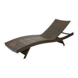 Lakeport Outdoor Wicker Lounge