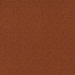 Rust Red Cobblestone Contract Grade Upholstery Fabric By The Yard - P7552 is great for residential, commercial, automotive and hospitality applications. This contract grade fabric is Teflon coated for superior stain resistance, and is very easy to clean and maintain. This material is perfect for restaurants, offices, residential uses, and automotive upholstery.