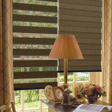 Modern Roller Shades by Fabric and Decor