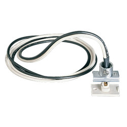 """Progress Lighting - Progress Lighting P9121-28 Anywhere Power Feed - Anywhere Power Feed with 3/8"""" Greenfield connector. Has 72"""" of wire. Includes one P8717-01 dead end."""