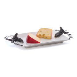 Go Home - Delmont Tray - Delmont Tray.  Great for a lodge themed get together.