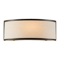 Murray Feiss - 1 Bulb Oil Rubbed Bronze Wall - - UL Approved.